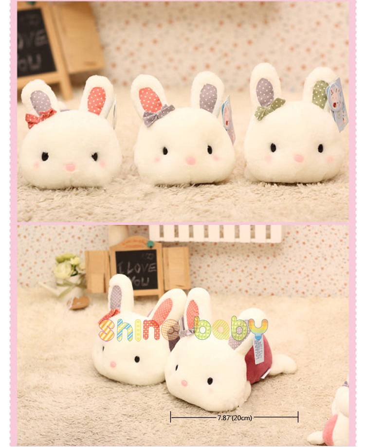 Plush Soft Toy Stuffed Animal Lovely Rabbit