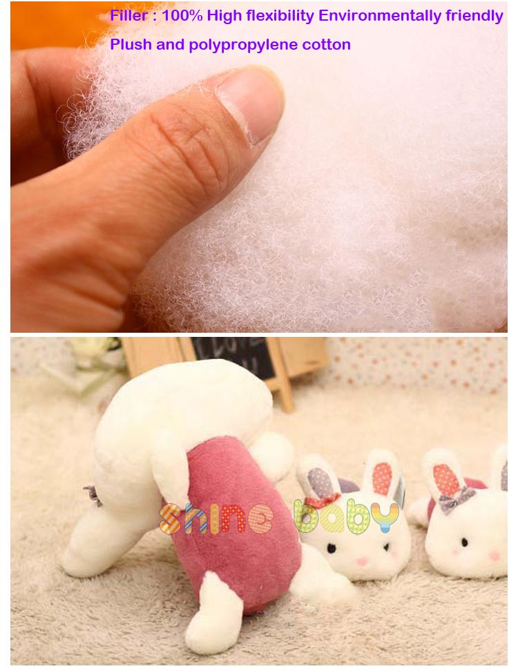 Plush Soft Toy Stuffed Animal Lovely Rabbit