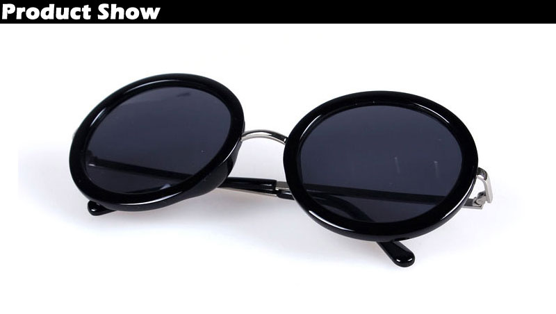 round sunglasses for women  women round