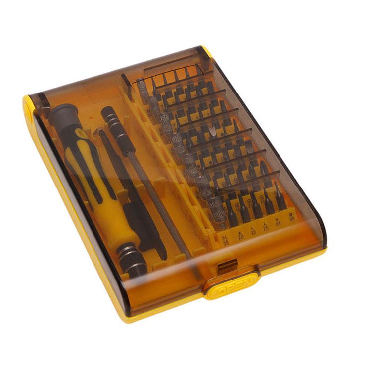 45 in1 precision screwdriver kit for mobile phone laptop pc repair tools set. Black Bedroom Furniture Sets. Home Design Ideas