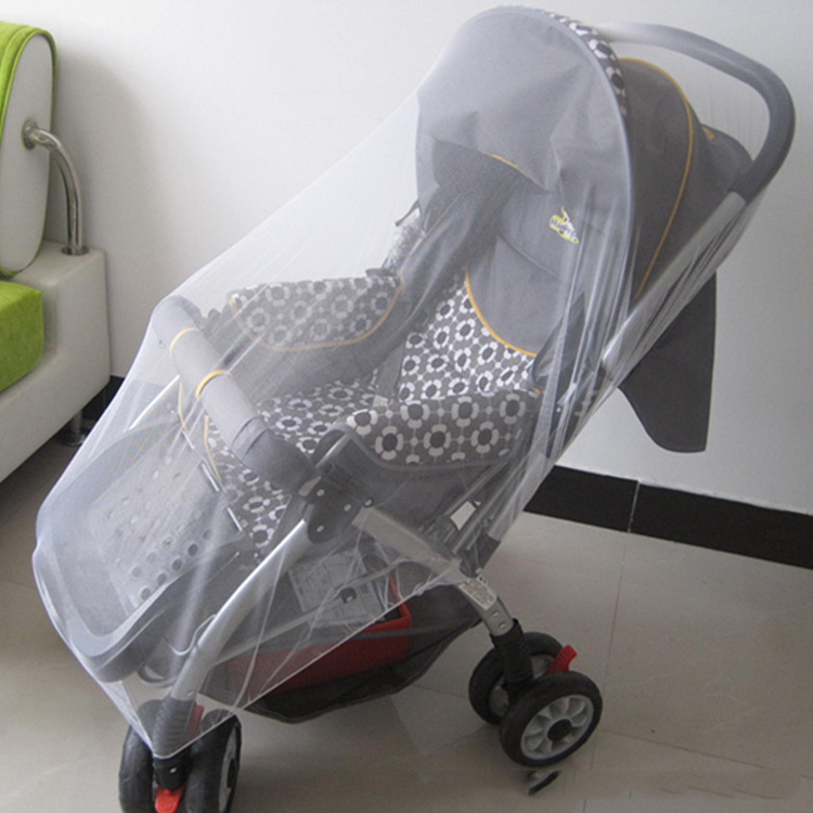 Baby Stroller Pushchair Pram Mosquito Fly Insect Bug Net