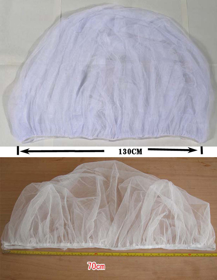 Baby Nursery Bed Crib Canopy Inflatable Mosquito Net Netting Safe Stroller Cover Ebay