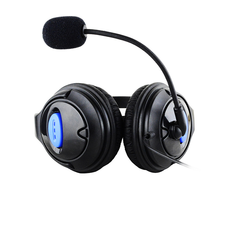 wired gaming headset steoro headphone earphone mic for. Black Bedroom Furniture Sets. Home Design Ideas