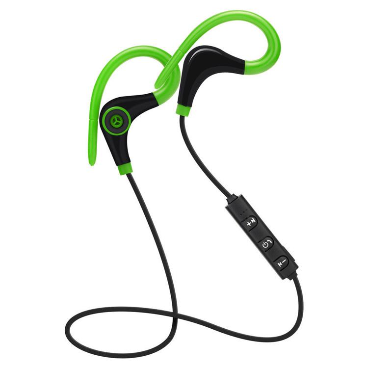wireless sport bluetooth headset earphone headphone for iphone 7 plus samsung lg. Black Bedroom Furniture Sets. Home Design Ideas