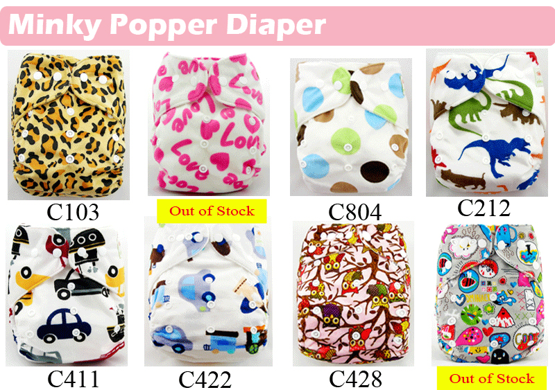 shine baby printed cloth diaper have more than 50 color cloth nappy and cloth diapers insert for choose