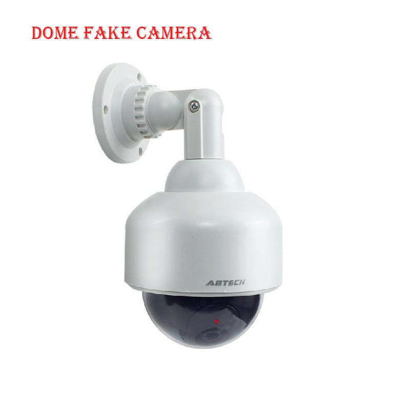 Indoor/outdoor Dummy Fake Home Security Camera LED Blinks CCTV Surveillance UK | eBay