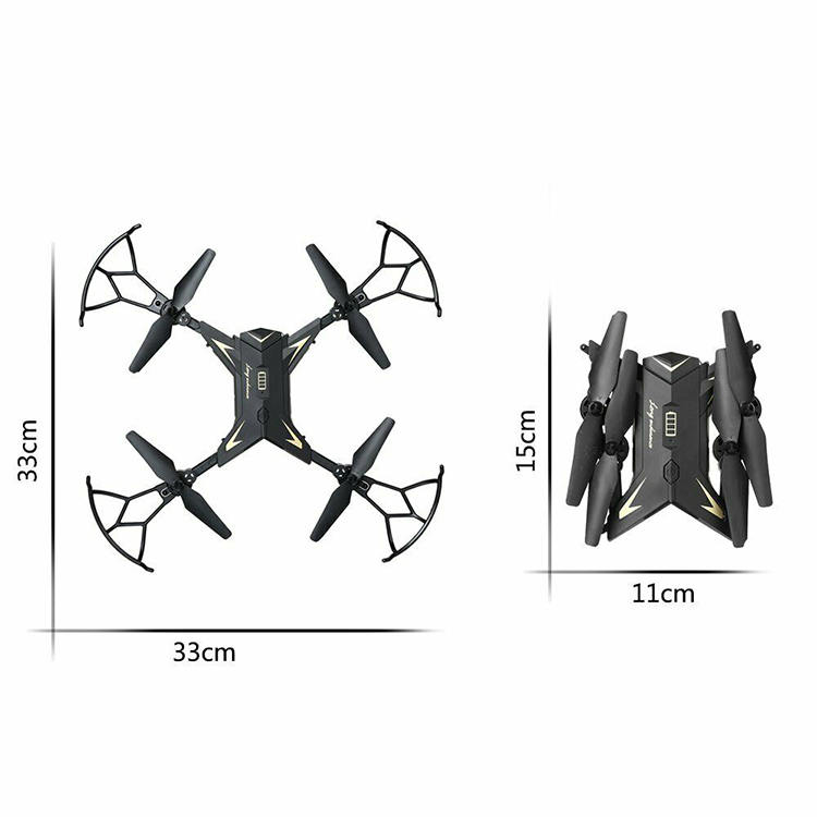 Drone Radio/Remote RC Control Quadcopter HD Camera BEST WE'VE TESTED! L6 UK